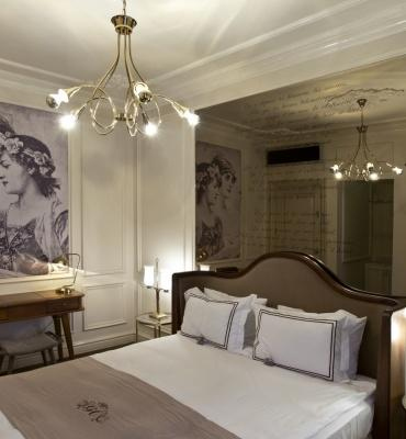 Galata Antique Hotel – Superior Oda