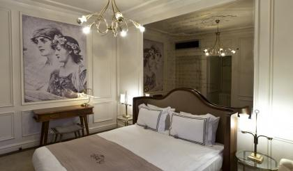 Galata Antique Hotel – Superior-Zimmer
