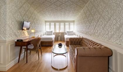 Galata Antique Hotel – Junior-Suite-Zimmer