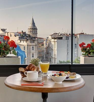 Galata Antique Hotel– Desayuno
