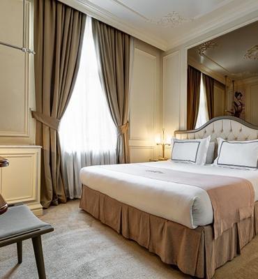 Galata Antique Hotel– Habitación Doble Clásica