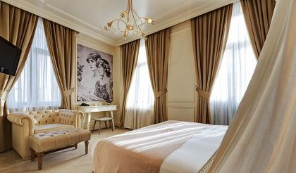 Galata Antique Hotel – Superior-Attic-Zimmer