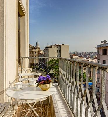 Galata Antique Hotel – Antique Double Room