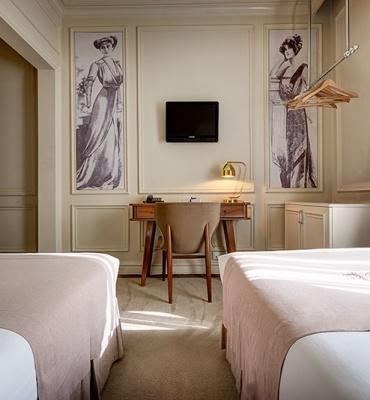 Galata Antique Hotel –  Classic Double Room