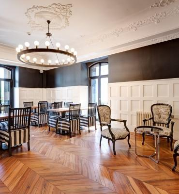 Galata Antique Hotel – Lobby-Lounge